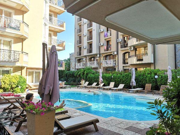 Apartment in Sunny Beach