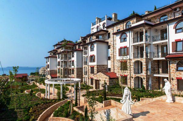 Apartment in Saint Vlas