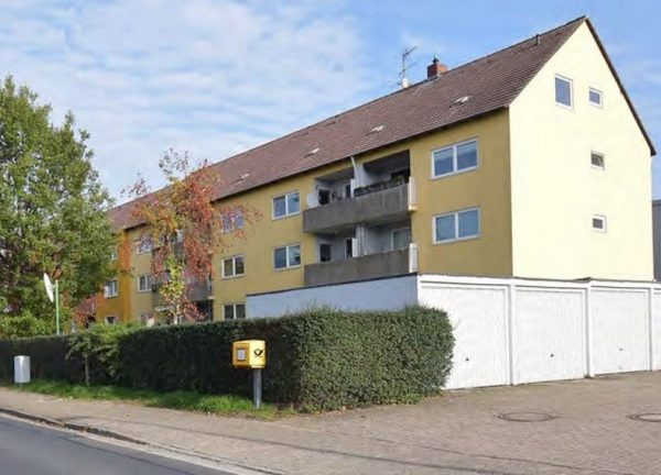 Apartment house in Germany