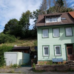 Rental house in Germany