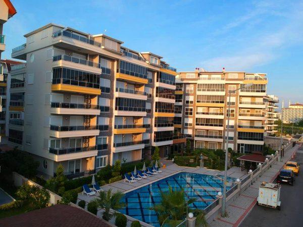 apartment in Alanya